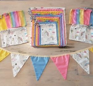 Fabric Party Pack by Partyora