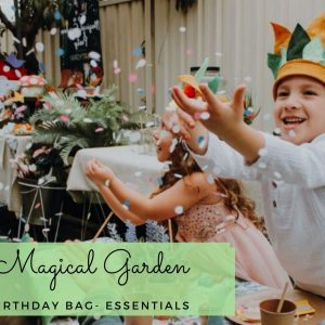 Magical Garden party