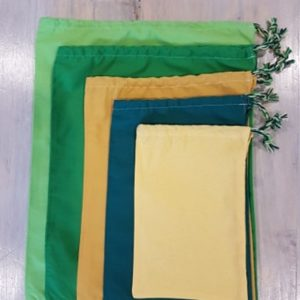 Mini Pass the parcel fabric Garden