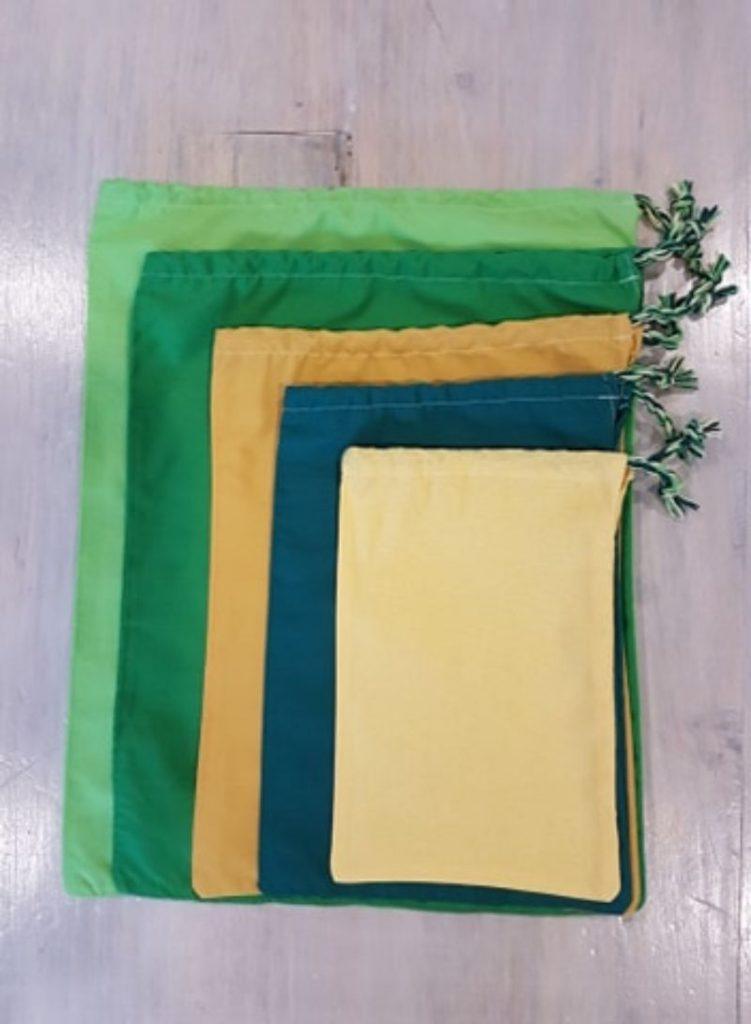 Mini Pass the parcel fabric Garden