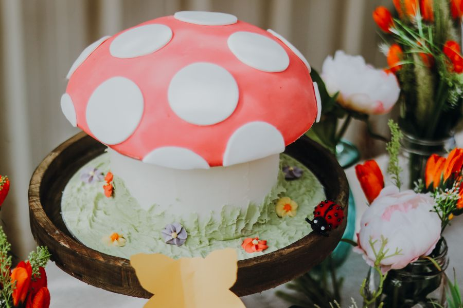 Just a spoonful of sugar magical garden party
