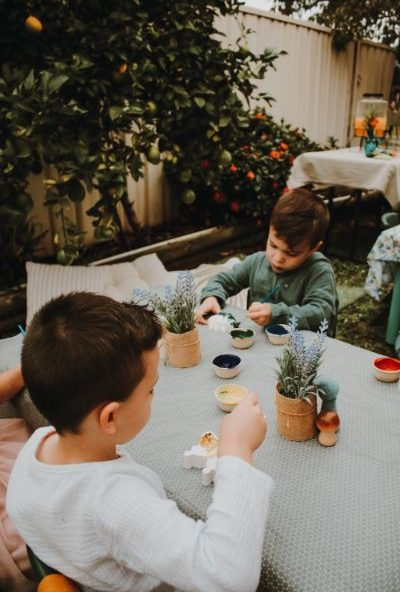 plasters magical garden shoot