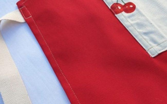 Close up apron set au