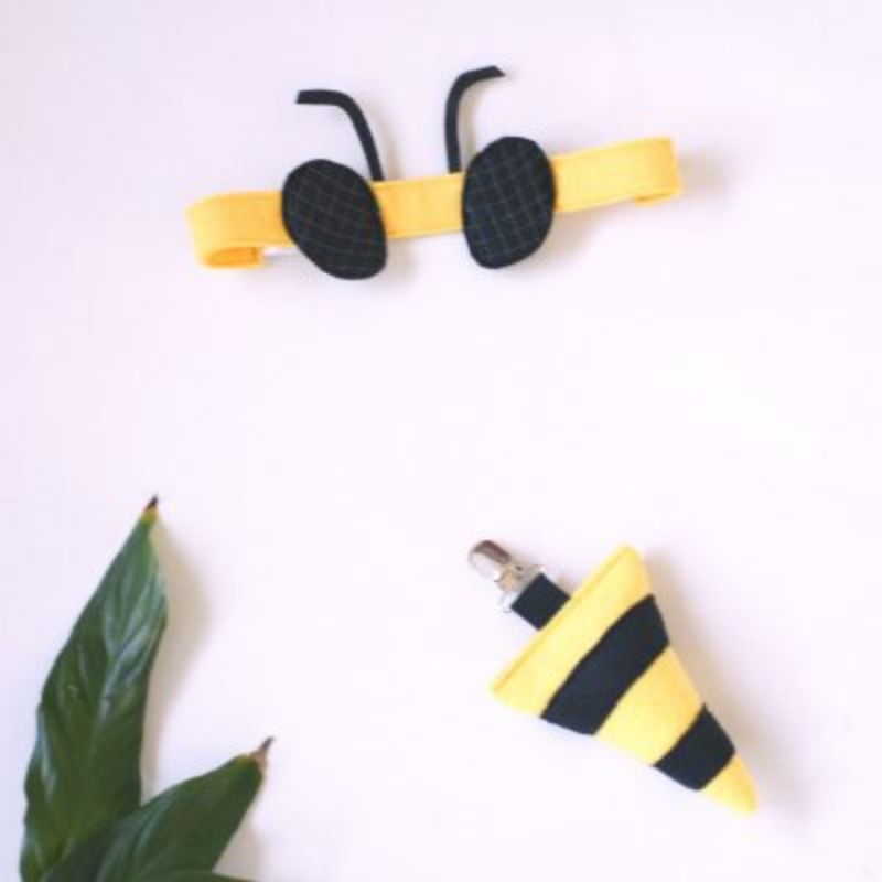 Bee party costume