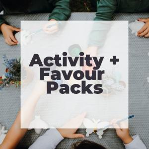 Activity + Favour Packs