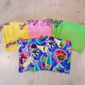 garden troll party favour bags