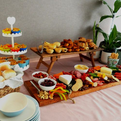 Adelaides Party Hire Grazing table