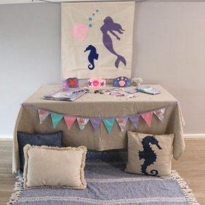 mermaid party box