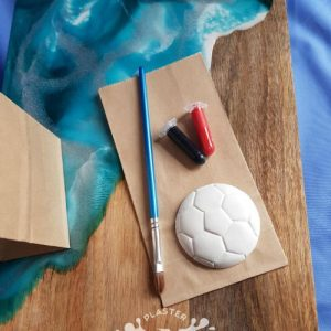 soccer ball eco party favour
