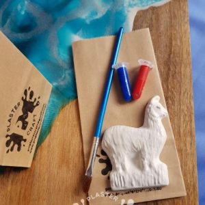 llama eco friendly party favour