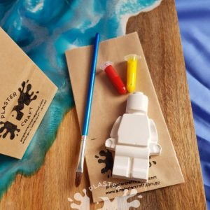 Brick men party favour pack