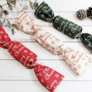 Reusable Christmas bonbons