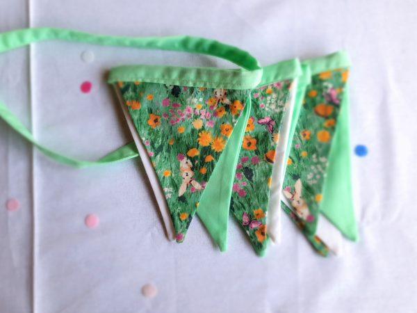 Easter mini bunting