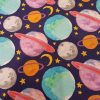 girly planet space theme party bags