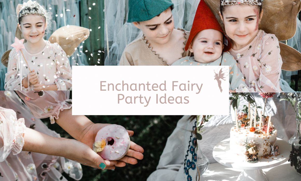 An enchanted fairy party