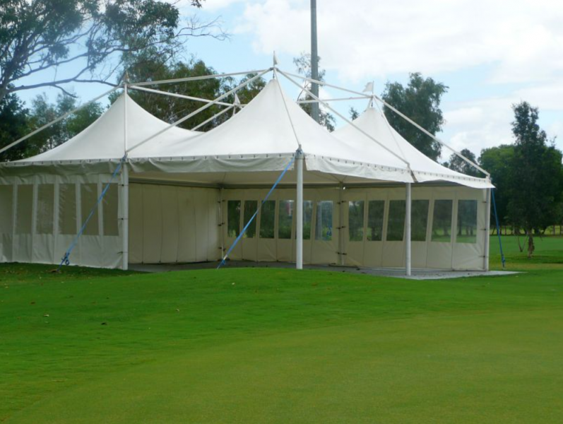 Party Tent Hire | Somersault Productions