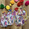 party favour bags rianbow party