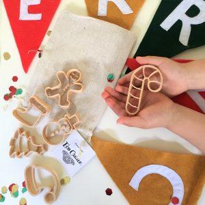 christmas eco cutter set